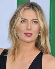 Tennis Player Maria Sharapova