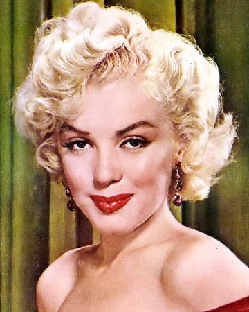 marilyn monroe actress on this day