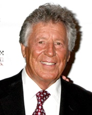 Racing Car Driver Mario Andretti