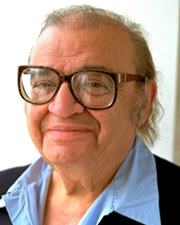 Novelist Mario Puzo