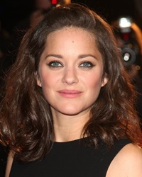 Actress Marion Cotillard