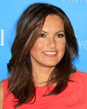Actress Mariska Hargitay