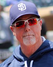 MLB First Baseman Mark McGwire