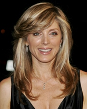 Actress and Model Marla Maples