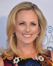 Deaf Actress Marlee Matlin