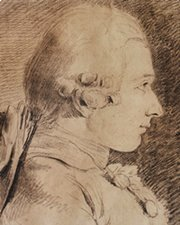 Philosopher and Writer Marquis de Sade