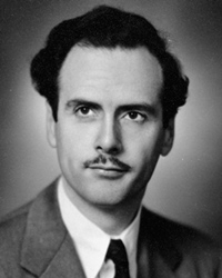 Philosopher of Communication Theory Marshall McLuhan