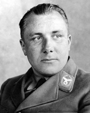 Nazi leader Martin Bormann
