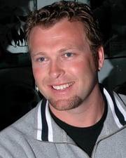 NHL Goalie Martin Brodeur