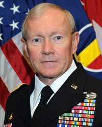 Army General Martin Dempsey