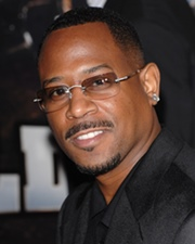 Comedian Martin Lawrence