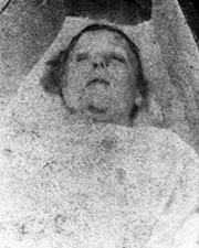First Victim of Jack the Ripper Mary Ann Nichols
