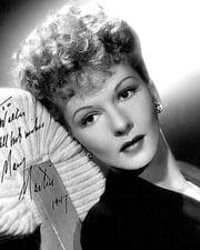 Actress Mary Martin