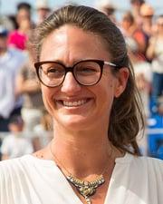 Tennis Player Mary Pierce
