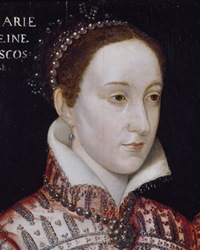 Queen of Scotland Mary Stuart