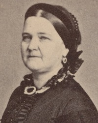First Lady of the United States Mary Todd Lincoln