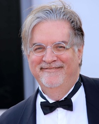 Cartoonist Matt Groening