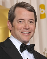 Actor Matthew Broderick