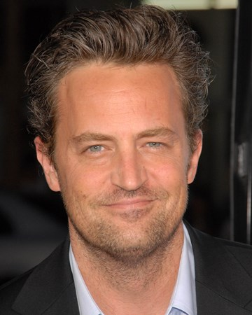 Actor Matthew Perry