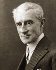 Composer and Pianist Maurice Ravel