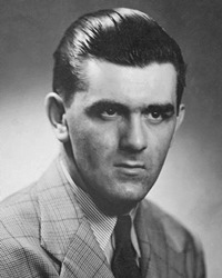 Ice Hockey Player Maurice Richard