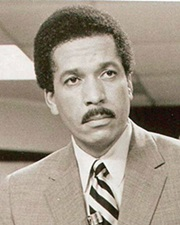 1st African-American Network TV Anchor Max Robinson
