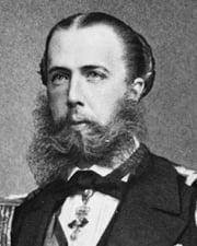 Emperor of Mexico Maximilian I