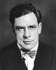 Playwright and Dramatist Maxwell Anderson