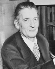 Editor Maxwell Perkins