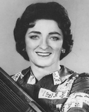 Country Singer Maybelle Carter
