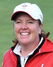 LPGA Golfer Meg Mallon
