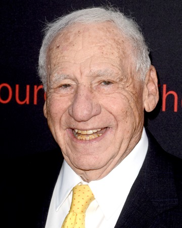 Actor & Director Mel Brooks