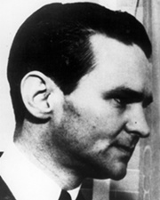 FBI Agent Melvin Purvis