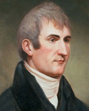Explorer and Leader of Lewis & Clark Expedition Meriwether Lewis
