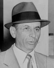 Mobster Meyer Lansky