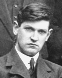 Irish Nationalist Leader Michael Collins