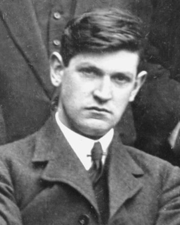 Revolutionary, soldier, and politician Michael Collins