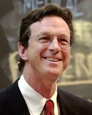 Novelist Michael Crichton