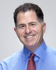 Entrepreneur and Founder of Dell Michael Dell
