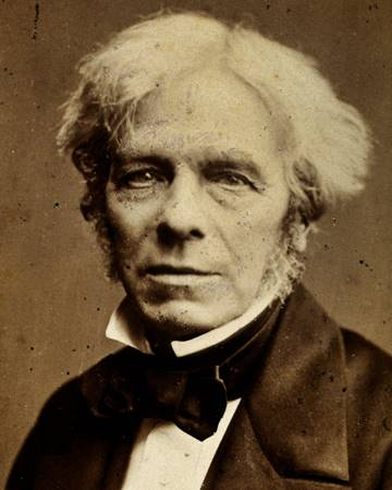 Scientist and Inventor Michael Faraday