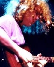 Guitarist Michael Houser