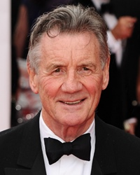 Comedian and Actor Michael Palin