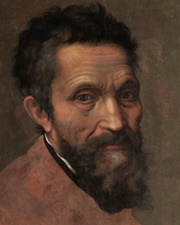 Painter Michelangelo