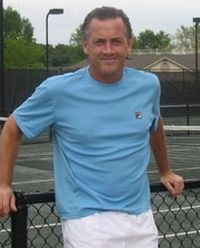 Tennis Player Mikael Pernfors