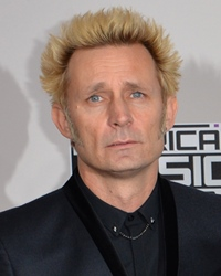 Bassist Rocker Mike Dirnt