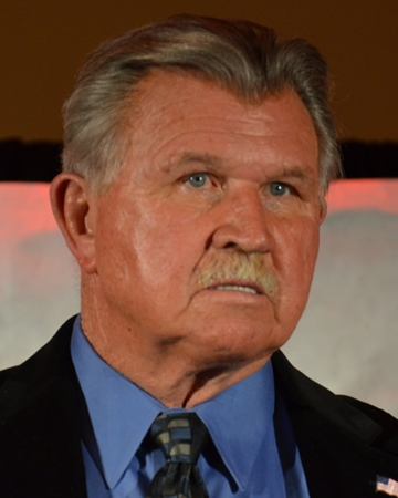 NFL Head Coach Mike Ditka