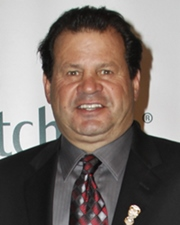 Ice Hockey Player Mike Eruzione