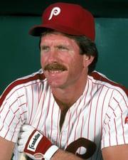 MLB Third Baseman Mike Schmidt