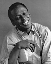 Jazz Musician Miles Davis