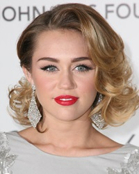 Actress/Singer Miley Cyrus